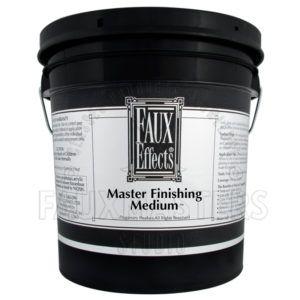 Master Finishing Medium™