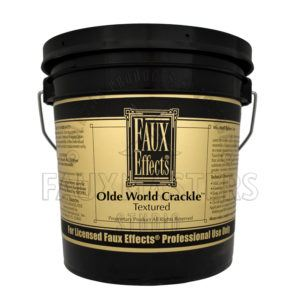 Olde World Crackle™ Textured