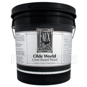 Olde World Lime Based Paint™