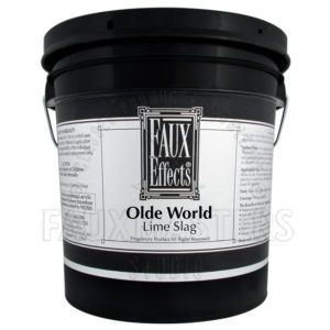 Olde World Lime Slag™