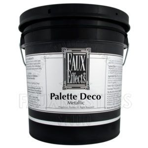 Palette Deco™ Metallic