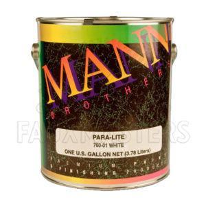 Mann Brothers- Para-Lite Casein Paint