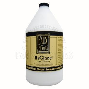 RsGlaze® Low Viscosity