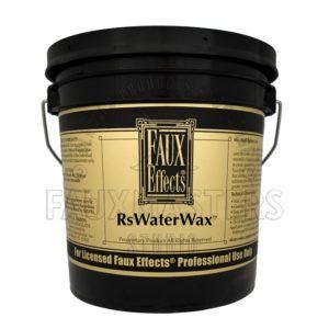 RsWaterWax™
